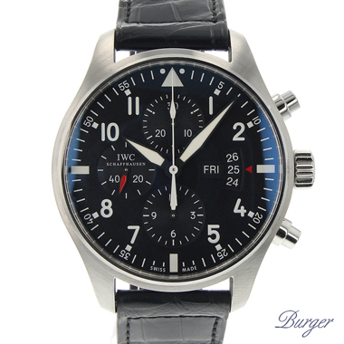IWC - Flieger Chronograph