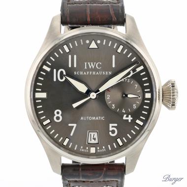 IWC - Big Pilot White Gold