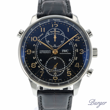 IWC - Portugieser Chronograph Rattrapante Edition Boutique Genève