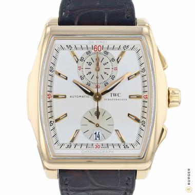 IWC - Da Vinci Chronograph Rose Gold