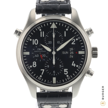 IWC - Pilot's Watch Double Chronograph 46 MM