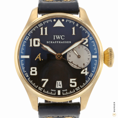 IWC - Big Pilot Antoine De Saint Exupery Rose Gold