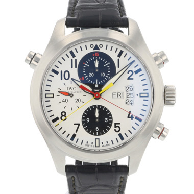 IWC - Doppelchrono DFB Limited Edition