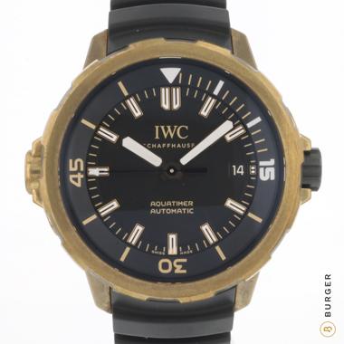IWC - Aquatimer 44 Automatic FC4 Bronze Limited 250