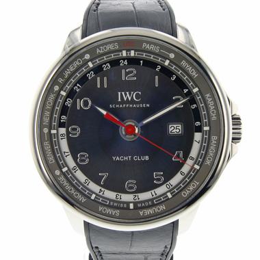 IWC - Portugieser Yacht Club Worldtimer