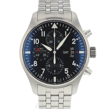IWC - Pilot's Watch Chronograph