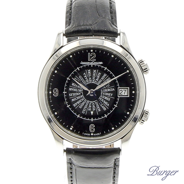 Jaeger LeCoultre - Master Memovox International Limited Edition