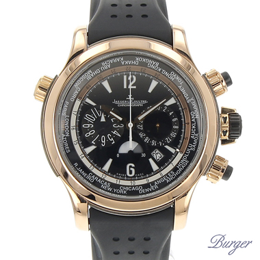 Jaeger LeCoultre - Master Compressor Extreme World Chrono Rose Gold Limited Edition
