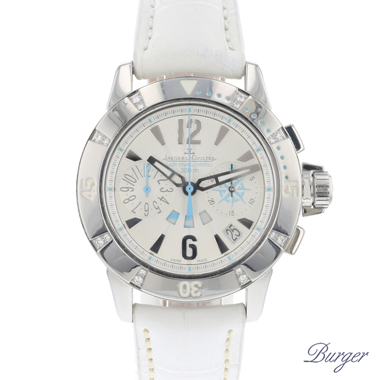 Jaeger LeCoultre - Master Compressor Diving Chronograph Lady Diamonds
