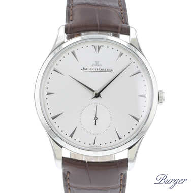 Jaeger LeCoultre - Master Grande Ultra Thin Small Second  NEW!