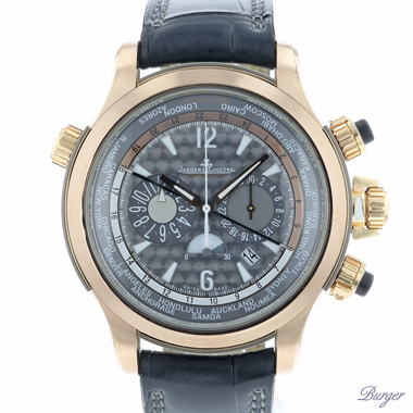Jaeger LeCoultre - Master Compressor Extreme World Chronograph Gassan Limited Edition
