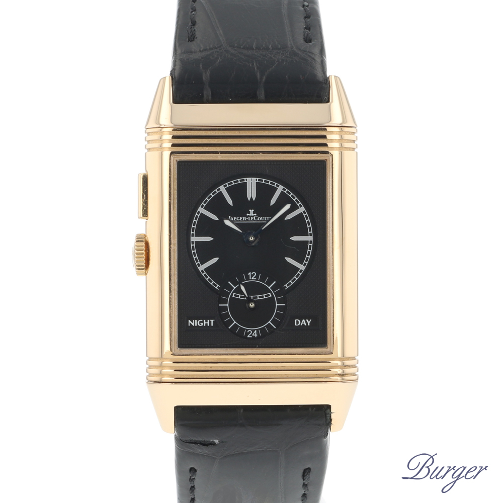 Jaeger LeCoultre - Grand Reverso Night & Day Rose Gold