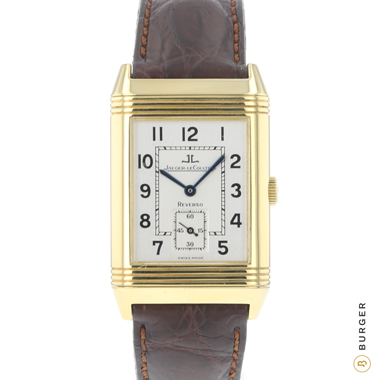 Jaeger LeCoultre - Reverso Grande Taille Yellow Gold