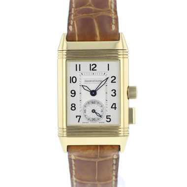 Jaeger LeCoultre - Reverso Memory Yellow Gold