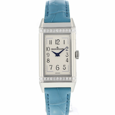 Jaeger LeCoultre - Reverso One Quartz Diamonds NEW