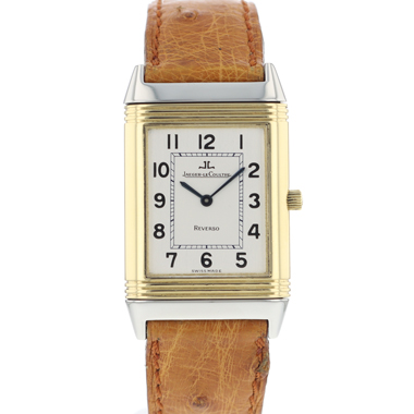 Jaeger LeCoultre - Reverso Classic Steel/Gold