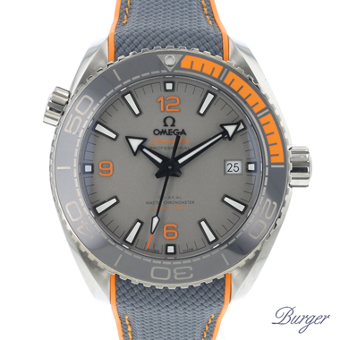 Omega - Seamaster Planet Ocean 600M Co-Axial Master Chronometer NEW