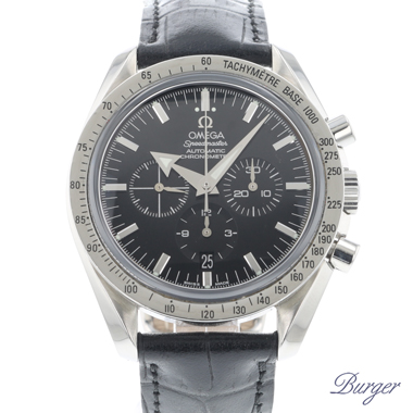 Omega - Speedmaster Broad Arrow Chronograph