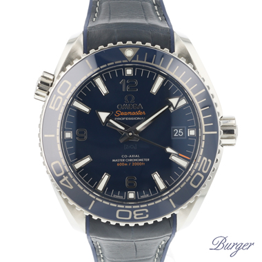 Omega - Seamaster Planet Ocean 600M Co-Axial 43,5 MM
