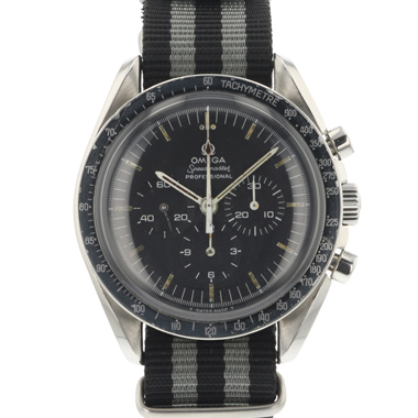 Omega - Speedmaster Professional Step Dial