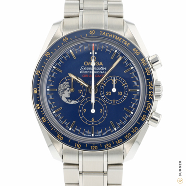 Omega - Speedmaster The Last Man On The Moon 45th Anniversary Limited Edition