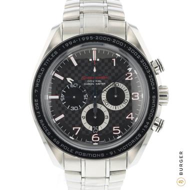 Omega - Speedmaster Legend Collection Michael Schumacher Co-Axial