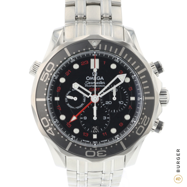 Omega - Seamaster Diver 300 M Co-Axial GMT