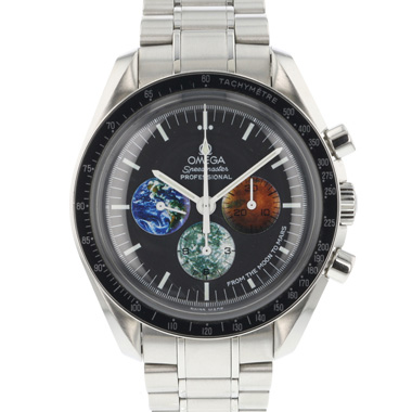 Omega - Speedmaster Professional Moonwatch From Moon to Mars