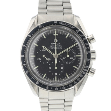 Omega - Speedmaster Professional Straight Writing