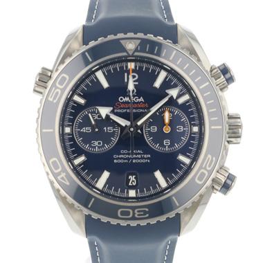 Omega - Seamaster Planet Ocean 600M Co-Axial 45.5 Chronograph