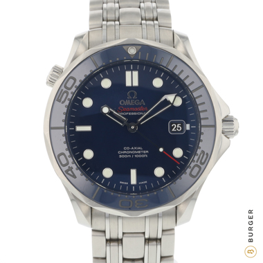 Omega - Seamaster Professional Diver 300M Blue
