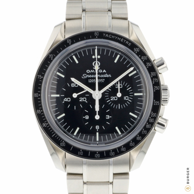 Omega - Speedmaster 50th Anniversary Limited Series Enamel Dial NEW!