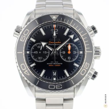 Omega - Seamaster Planet Ocean 600M Co-Axial Chronograph