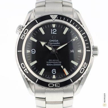 Omega - Seamaster Planet Ocean Co Axial Big Size