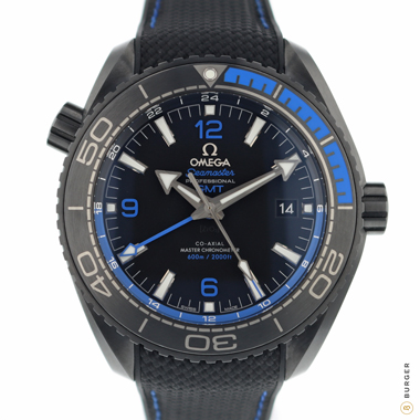 Omega - Seamaster Planet Ocean 600M Co-Axial Master Chronometer NEW!