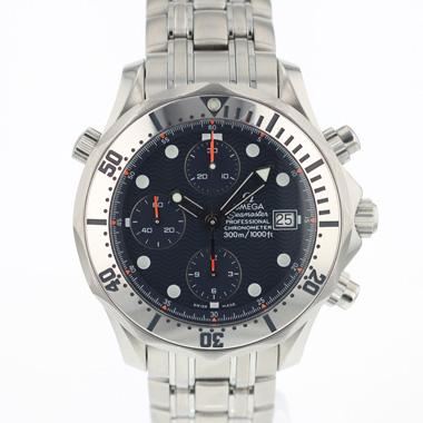 Omega - Seamaster Chronograph