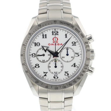 Omega - Speedmaster Broad Arrow  Co-Axial Olympic
