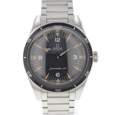 Omega - Seamaster 300 Co-Axial 60th Anniversary Limited Edition