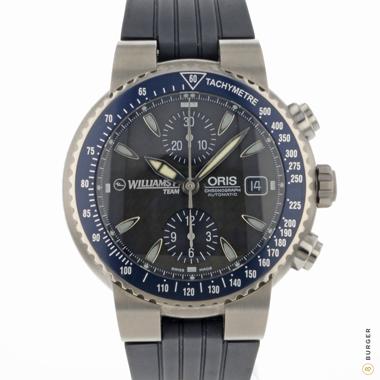 Oris - Williams F1 Team Chronograph Titanium Limited
