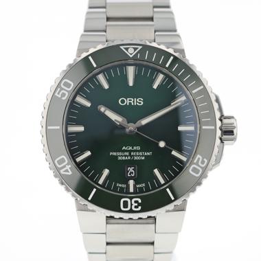 Oris - Aquis Automatic Green