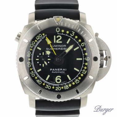 Panerai - Luminor Submersible 1950 Depth Gauge