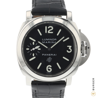 Panerai - Luminor Marina Logo