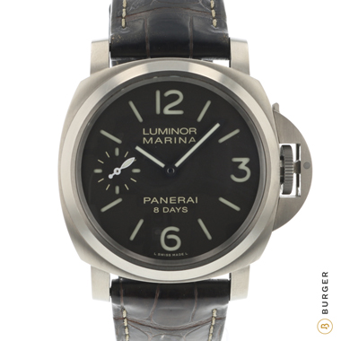 Panerai - Luminor Marina 8 Days Titano