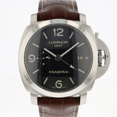 Panerai - Luminor 1950 GMT 3 Days NEW!