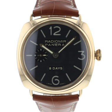 Panerai - Radiomir 8 Days Rose Gold Special Limited