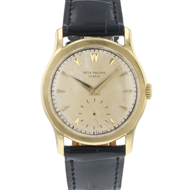 Patek Philippe - Calatrava 2450 Yellow Gold