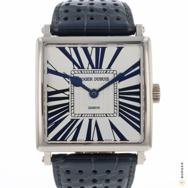 Roger Dubuis - Golden Square White Gold Limited Edition