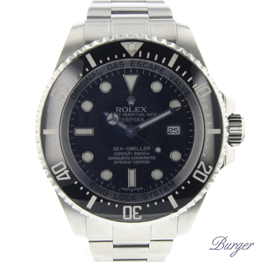 Rolex - Sea-Dweller Deepsea