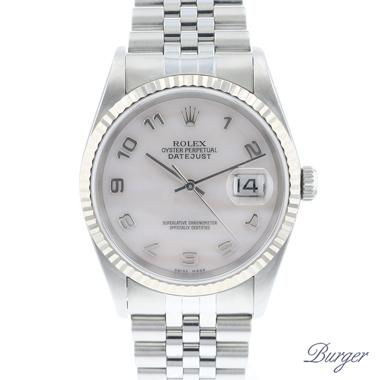 Rolex - Datejust 36 Jubilee MOP Dial