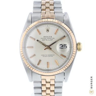 Rolex - Datejust 36 Steel/Rose Gold Jubilee